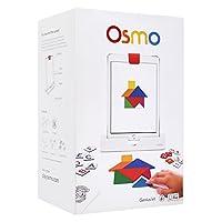 OSMO Genius Kit 儿童益智游戏套组 含OSMO 底座和七巧板、字母板和数字板等多套游戏组件