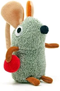Frederik 毛绒玩具 高9cm Nicholas (苹果)