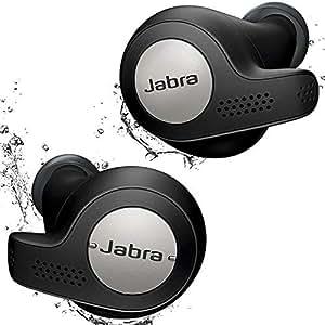 Jabra 捷波朗 Elite Active 65t 黑色 动感版 臻律 真无线 智能 运动耳机 入耳式 蓝牙 音乐耳机 默认开电子发票 可开专票