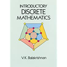 Introductory Discrete Mathematics (Dover Books on Computer Science) (English Edition)
