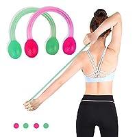 *方便瑜伽拉力绳 弹性阻力带 运动阻力带 伸展训练器材 瑜伽 室内健身 拉伸