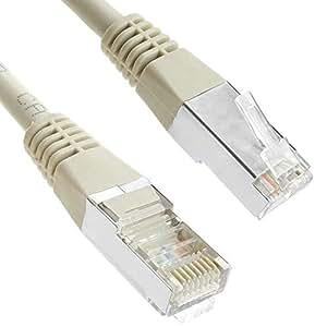 灰色 类别 6 FTP 电缆 (10m)