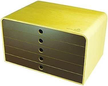 雅马特工艺 A4文件保护套 棕色 YK09-118