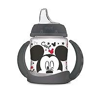 NUK 迪士尼吸管学饮杯 米老鼠 5盎司(约147.87毫升) 一瓶装