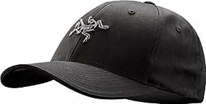 ARC'TERYX 始祖鸟 中性 帽子 7978-1701 黑色 58CM