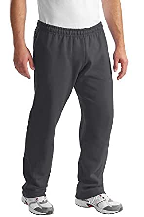Port & Company Men's Classic Sweatpant with Pockets M Charcoal