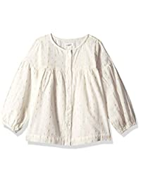 Gymboree 女童大码长袖梭织衬衫