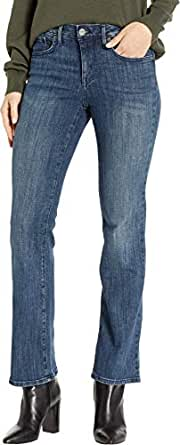 NYDJ 女士小码 Barbara 喇叭牛仔裤 Lupine 10P
