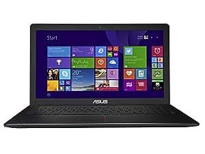 ASUS 华硕 FX50J4200-154JSC52X11 FX飞行堡垒 15.6英寸 游戏本(第二代 新款  全新升级 i5-4200H 4GB 1TB GTX950M 2G独显 WIN8.1 红黑色 硬盘加大版)