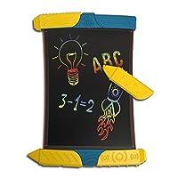 Boogie board 兒童Scribble 手繪板 彩色LCD小黑板+智能紙筆 適用于3歲+兒童