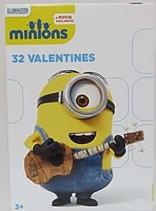 Minions 32 情人节