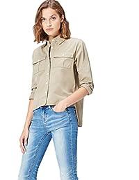 Find 女式 cutaway 襯衫