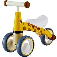 Avenor Baby 平衡自行车 - 婴儿自行车适用 6-24 个月,无踏板,坚固的 1 岁平衡自行车,*辆自行车,生日礼物,适合 1 岁男孩女孩的*骑行玩具,理想婴儿自行车