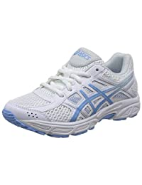 ASICS 亚瑟士 中性童 休闲运动鞋 GEL-CONTEND 4 GS C707N