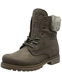 PANAMA JACK Women's Felicia Warm-Lined Short-Shaft Boots and Bootees