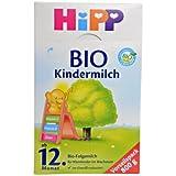 Hipp 喜宝Bio 婴幼儿奶粉 1岁以上宝宝适用,4盒装(4 x 800克) - Bio