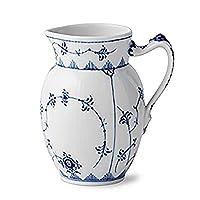 Royal Copenhagen 蓝色平边 盘子 室内装饰 白色 380ml 1025827