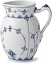 Royal Copenhagen 藍色平邊 盤子 室內裝飾 白色 380ml 1025827