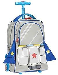 [JERworl] 童装箱 儿童手提包 PIXIE-KRB-15N-ROCKET 38cm 0.7kg PIXIE-KRB-15N-ROCKET