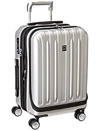 "Delsey 氦钛国际型 19"" 携带式可扩展旋转手推行李箱"