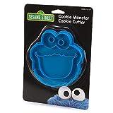 1 X Sesame Street 10.16 cm 甜饼怪饼干模具印章