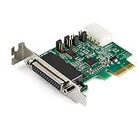 STARTECH.COM PEX4S953LP PCI Express 串行接口卡(4端口,16950 UART,半高,256字节-FIFO缓存)