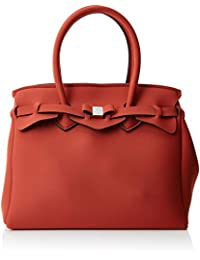 SAVE MY BAG Lycra stampata 340x290x180 mm Donna 10204N-LY-ST Cipria