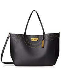 zac zac posen EARTHA iconic shopper Core with grommet perforation