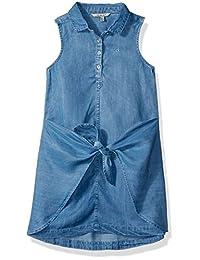 Calvin Klein 女童牛仔连衣裙