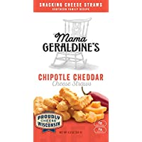 Geraldine's Cheese Straws, Chipotle Cheddar, 4.5 Ounce