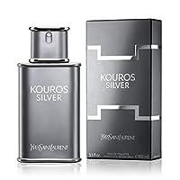 圣罗兰 科诺诗银色 Kouros Silver 科诺诗银色淡香水喷雾 100ml/3.3oz