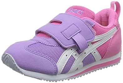 ASICS 亚瑟士 中性童 跑步鞋 IDAHO MINI KT-ES TUM190-3501 紫色/粉色 25.5