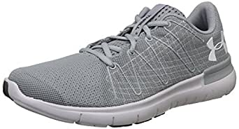 Under Armour 男式 UA 惊悚3训练鞋 Overcast Gray 6.5 UK