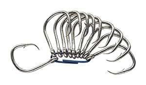 大洋VENDOS (TAIYO VENDORS) 带管子的缝针 2/0 10根装 2袋套装 2/0