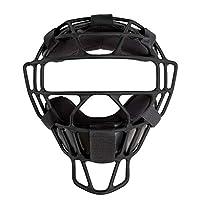 CHAMPRO Rampage 超轻镁棒球/垒球 Umpire 面罩,带排水装备垫