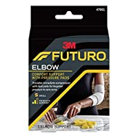 Futuro Elbow Support with Pressure Pads, Small