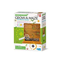 Great Gizmos Science Grow-A-Maze (绿色)