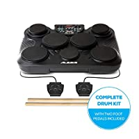 Alesis CompactKit 7 电子鼓垫CompactKit 7 CompactKit 7 -inch