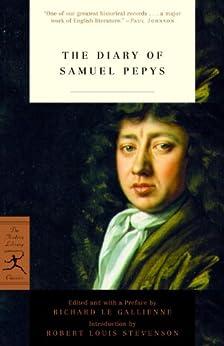 """The Diary of Samuel Pepys (Modern Library Classics) (English Edition)"",作者:[Pepys, Samuel]"