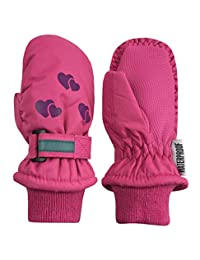 N'Ice Caps Kids and Baby Thinsulate Waterproof Colorblock Ski Snow Mittens