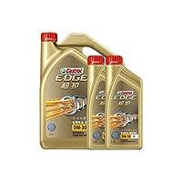Castrol 嘉实多 极护 5w30 钛流体 全合成机油 润滑油 SN 5W-30 4L+1L+1L 6L 原厂