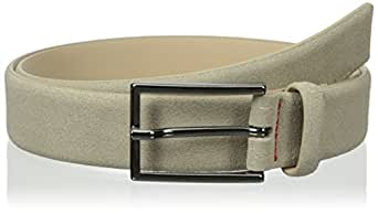 HUGO Hugo Boss Men's Gavrilo-SN Belt 暗灰色 80