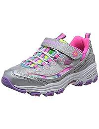 Skechers 斯凯奇 D'LITES系列 女童 休闲运动鞋 80528L-SMLT