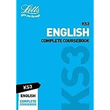 KS3 English Complete Coursebook (Letts KS3 Revision Success) (English Edition)