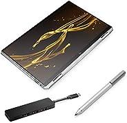 HP 惠普 Spectre x360 13-aw0030ng(13.3英寸/ UHD Touch)可转换(英特尔酷睿i7-1065G7、16GB DDR4 RAM 1TB SSD 32GB Intel Optane In