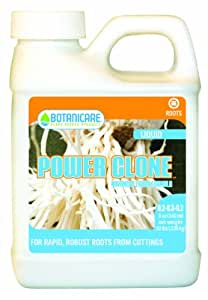 Botanicare BCPRPSSOL4 4-Ounce Botanicare Power Clone Concentrate for Plants 4-Ounce