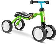 Puky 3028 Wutsch 学步儿童骑行滑板车-4 轮,奇异果色,均码