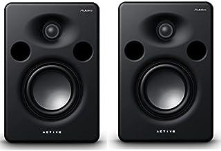 Alesis M1Active MK3 65 W扬声器,有线,XLR/6.3 毫米,65 W,45 - 22000 Hz,黑色