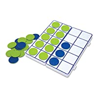Learning Resources 连接十框架托盘,165 片