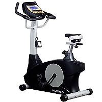 DYACO 美国岱宇 家用健身车 商务型 整机进口 超静音 FU500 黑色(亚马逊自营商品, 由供应商配送)